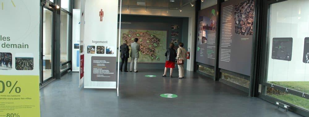 Exposition Saint-Quentin en Yvelines 1